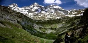 Glacial pirineos